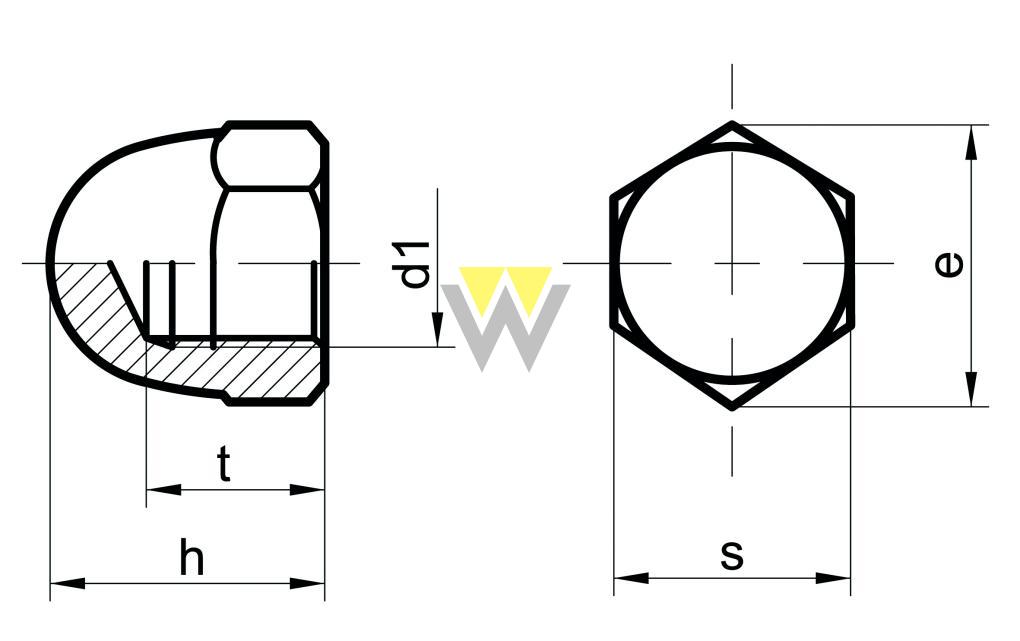 WERCHEM_DIN1587_drawing