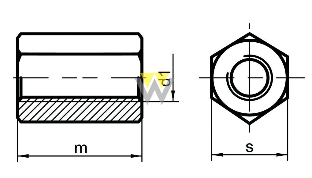 WERCHEM_DIN6334_drawing
