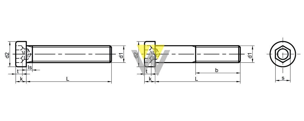 WERCHEM_DIN6912_drawing