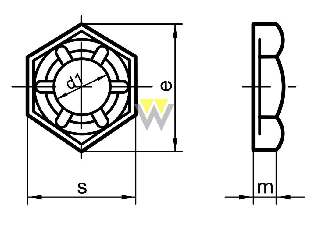 WERCHEM_DIN7967_drawing