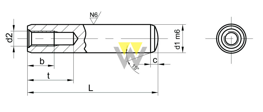 WERCHEM_DIN7979_drawing
