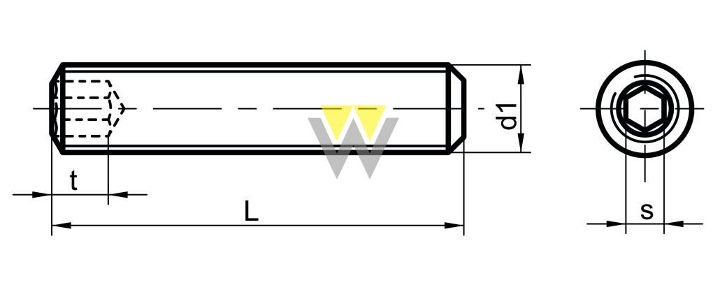 WERCHEM_DIN913_drawing