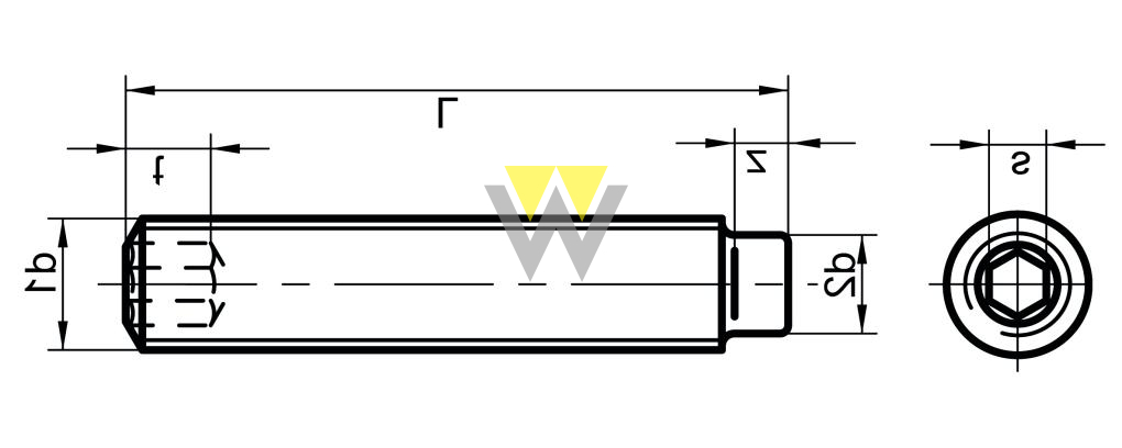 WERCHEM_DIN915_drawing