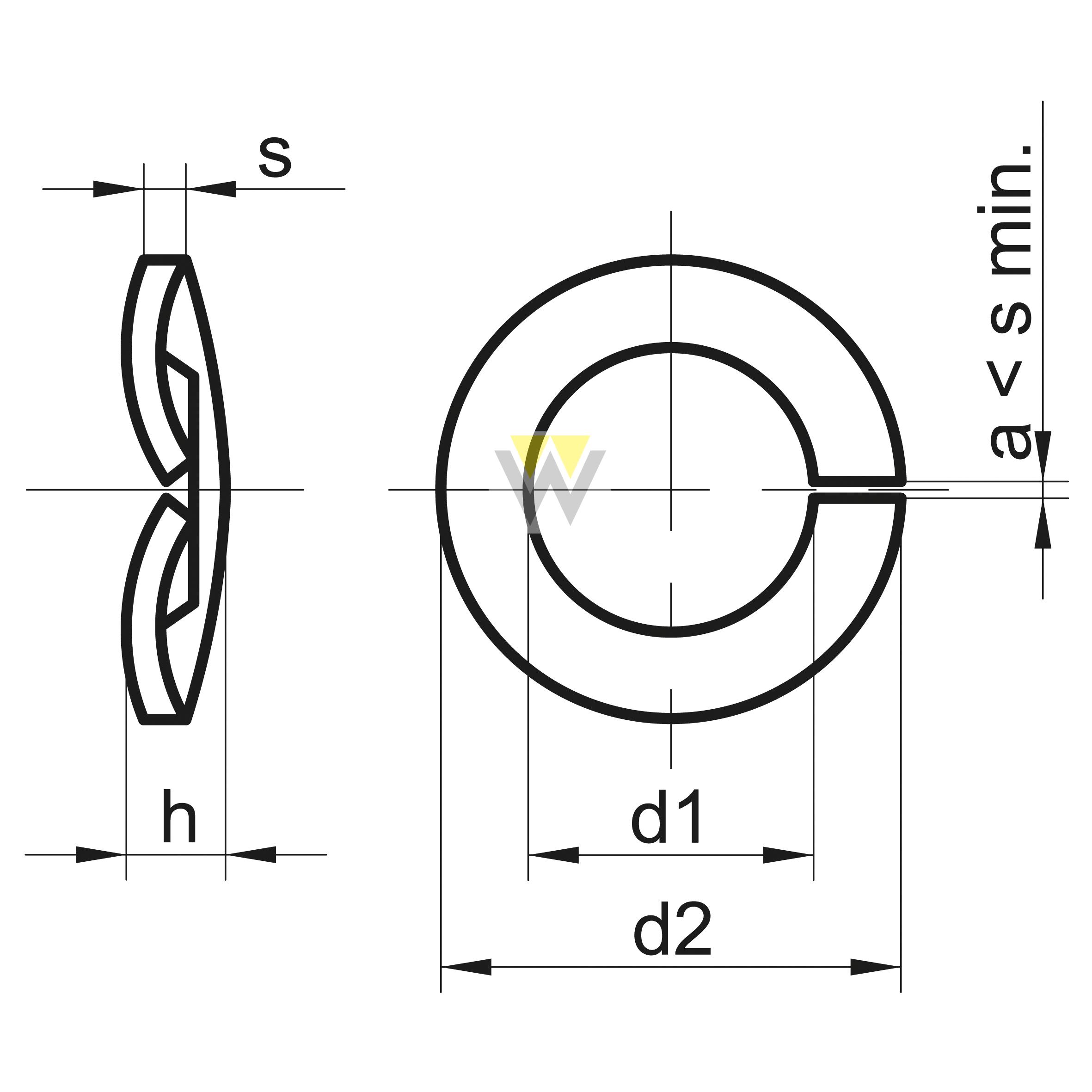 WERCHEM_DIN128A_drawing