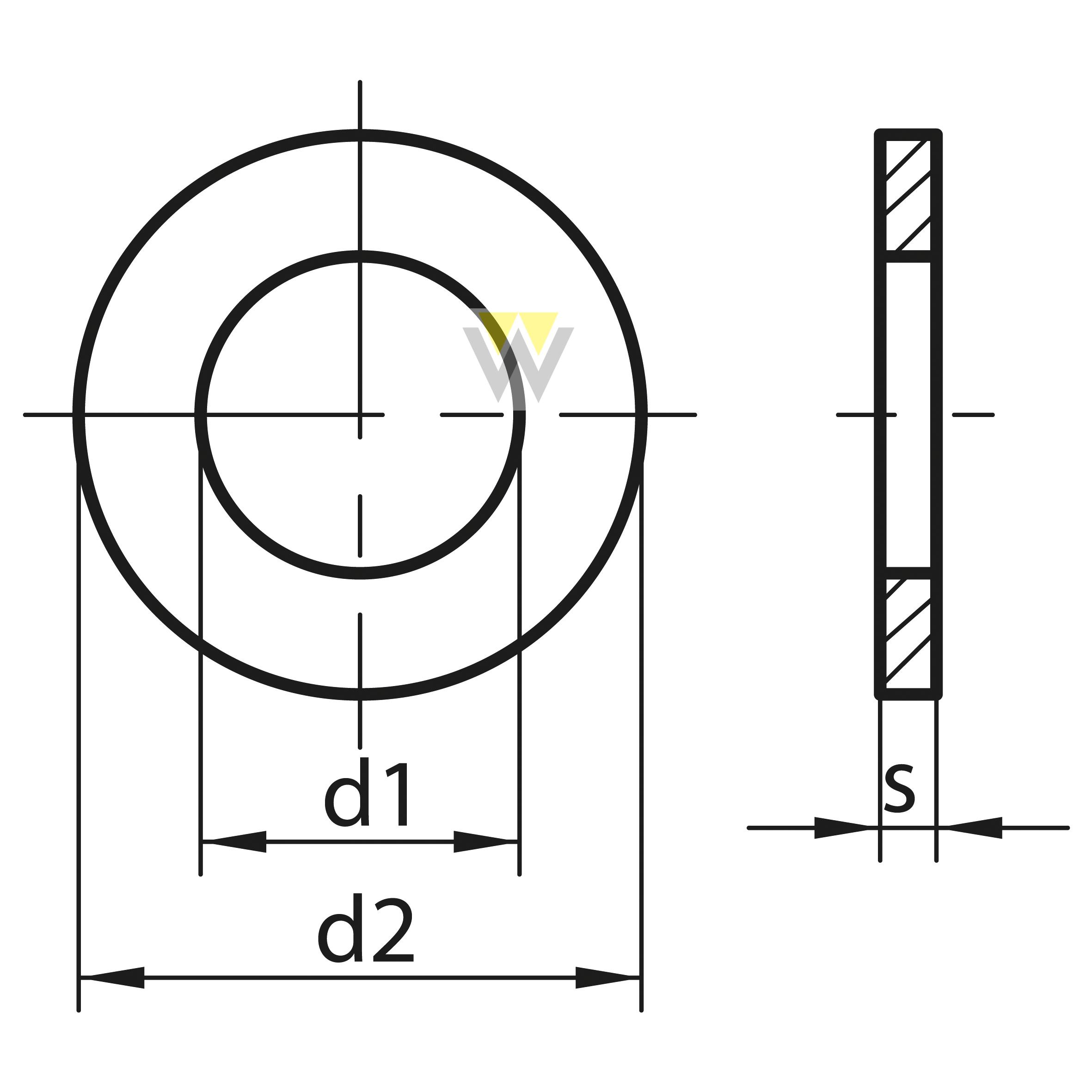 WERCHEM_DIN433_drawing