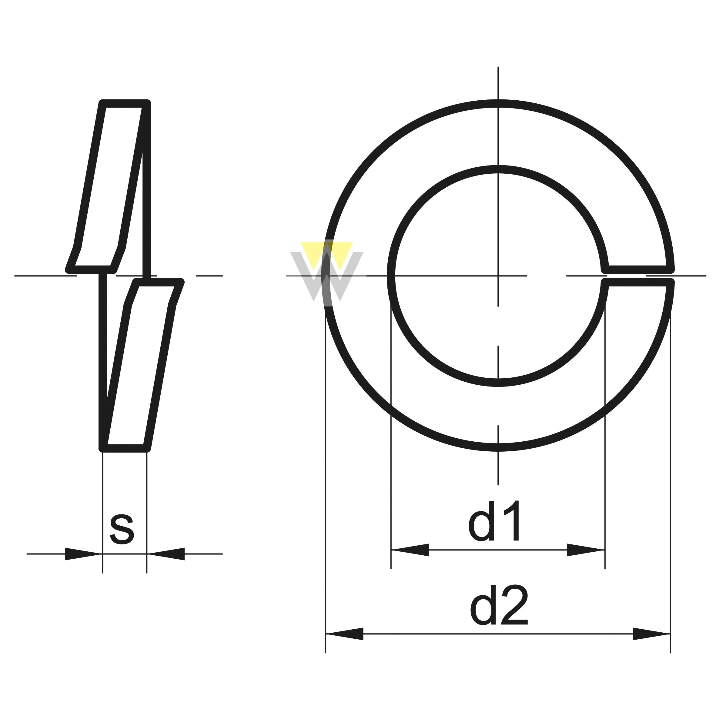 WERCHEM_DIN_127A_drawing